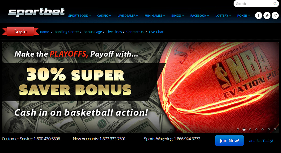 Sportbet Sports Betting Review 2017